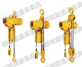 环链电动葫芦1-5T电动葫芦