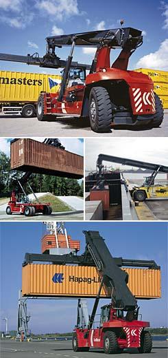 KALMAR港口流动机械配件