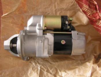 日野h06ct发动机启动马达