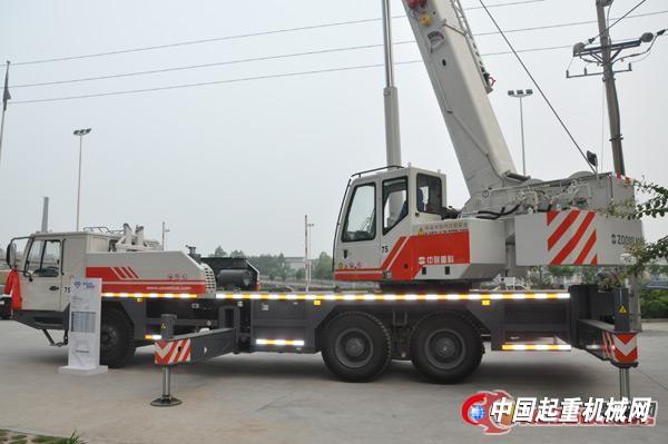 中联工起新威风系列汽车起重机用户试驾(郑州站)