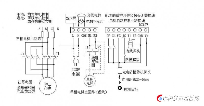 dkm-2系列多功能通用交流电机控制器