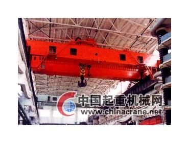 双梁桥式起重机QD5-300t结构及主要技术参数
