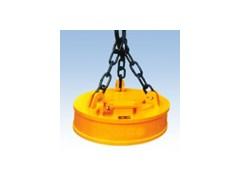 MW5系列吊运废钢用圆形起重电磁铁