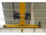 LDC型低静空单梁起重机