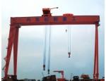 丹东船舶重工200T造船门机