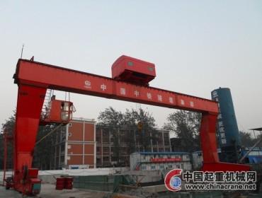 L型龙门吊主要技术参数