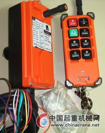 f21-e1b cd型电动葫芦起重机遥控器主要技术参数