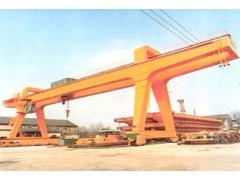 5-50/10吨双梁吊钩门式起重机