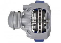 威伯科重型气动盘式制动器新技术