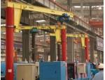 山东济南博高供代理销售旋臂吊、龙门吊、组合式自立起重机等