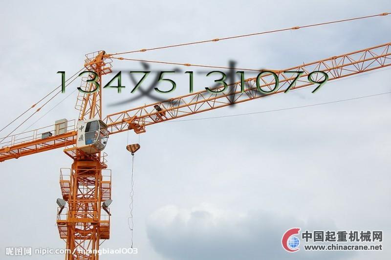塔吊tc5613电路图维修图解