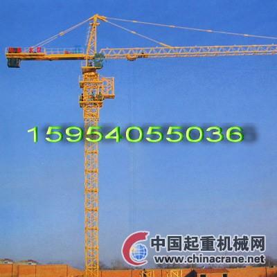 5008万丰塔吊 塔吊厂家