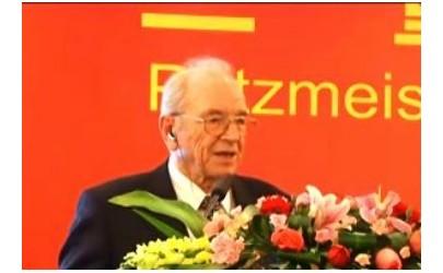 视频: 普茨迈斯特公司董事长Karl Schlecht致辞