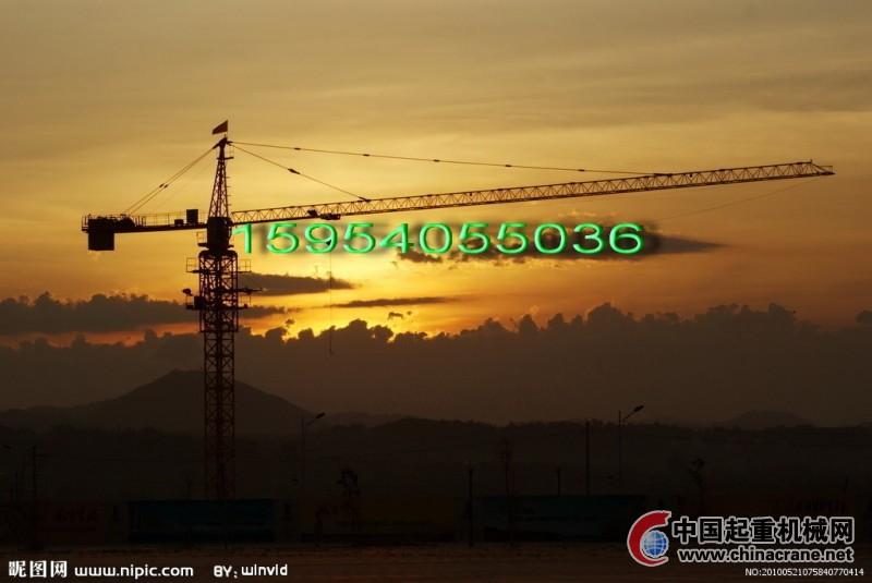 qtz80塔吊