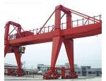河南省中原凌空起重设备有限公司 名称:装卸桥式起重机联系人:销售部电话:0373-8791294