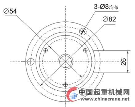 塔吊/港机/起重机数字风速仪 风速传感器尺寸