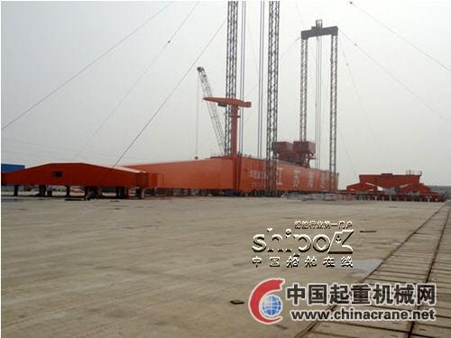 近日,江苏海通海洋工程装备有限公司举行