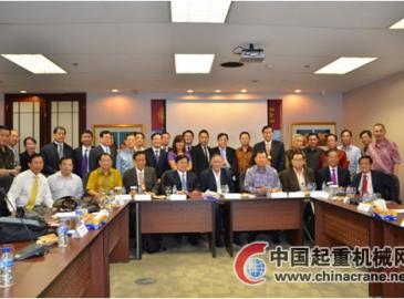 中国——东盟峰会机械展工作组出访菲律宾、印尼