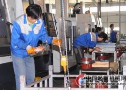 乾县制动器生产基地预计年产值达15亿元