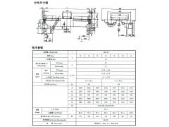 100/20t变频调速桥式起重机