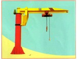 BZ定柱式旋臂吊-铁山起重