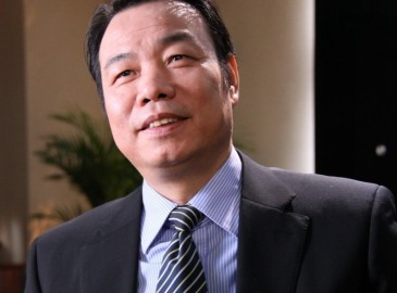 科技演绎精彩 绿色诠释工业——访索肯和平(上海)电气董事长陈道贤先生