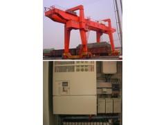 双梁行车PLC控制变频器