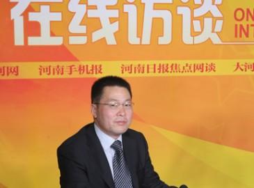 焦作制动器股份有限公司副总郭希文专访