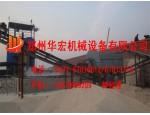 郑州华宏矿石破碎筛分 人工机制砂生产线21