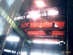 125吨四梁铸造起重机