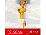 供应高品质进品5吨运行式环链电动葫芦上海生产厂家直销