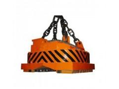 运城起重机—吊运和翻转板坯用起重电磁铁