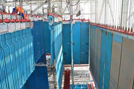 四川电�y���b!��h��`za�_四川电建三公司承建越南沿海一期火电工程设备顺利吊装到位
