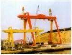 杭州、台州造船用起重机、水电站门式起重机、龙门起重机
