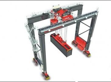 科尼接获哥伦比亚布埃纳文图拉集装箱码头6台轮胎式门式起重机订单