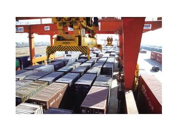 西安國際港務區打造陸地國際中轉樞紐港 謀劃加入國際港口體系