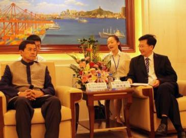 泰中雙方合作推動防城港港口物流及管道天然氣應用項目