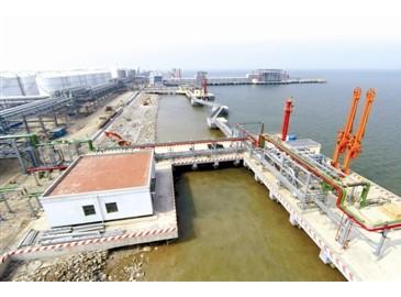 天津濱海新區打造世界級最優化工物流碼頭
