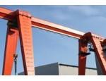 威海起重配件城起重汇工厂店 名称:威海销售单梁门式起重机联系人:经理电话:18568228773