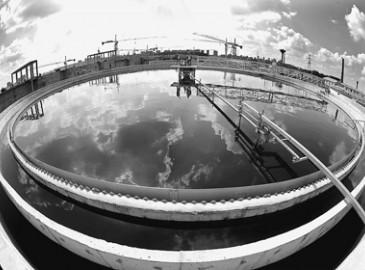 長春建設東北地區最大污水處理廠 日處理78萬噸