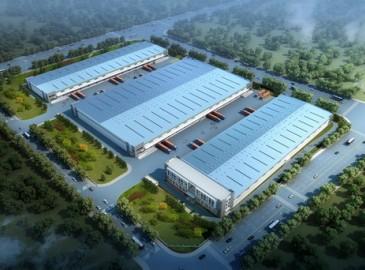 陕西西咸新区空港新城新地空港物流园正式开工 总投资2.6亿元