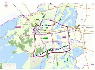 苏州市中环快速路明年5月贯通 总投资220亿构建国际物流大通道