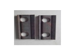 鹤壁专业生产、焊压板、钢双孔压板、夹板