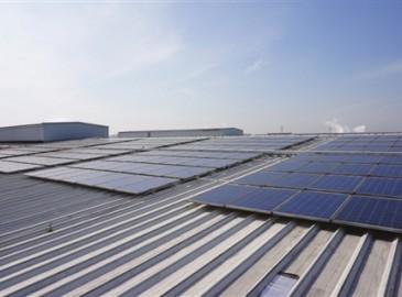 APP(中国)计划三至五年建江苏最大屋顶电站