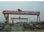 急转 全新80T 跨度24米 高度9米 架桥门式起重机两台