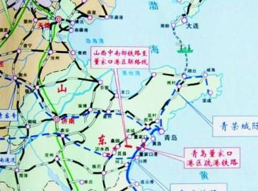 青连铁路年底前开工建设 连接江苏、上海往南直达三亚