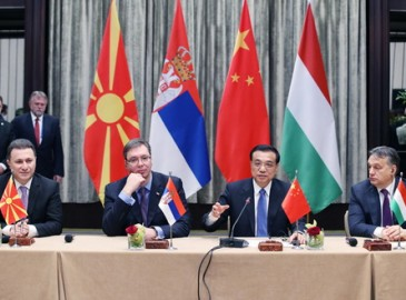 中国将建匈塞铁路共同打造中欧陆海快线 路程缩短至3小时
