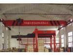 河南LDP型电动单梁桥式起重机----盛大起重