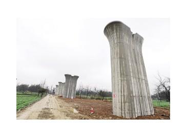 杭黄铁路(浙江段)各标段已全部开工