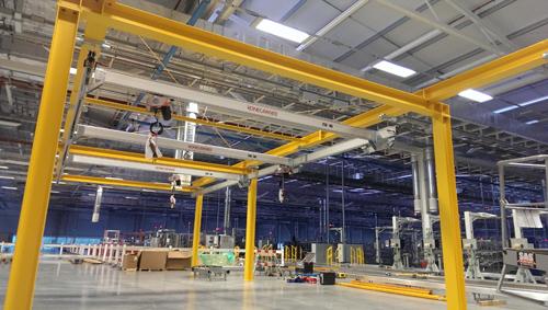 科尼产品进驻英国捷豹路虎英国发动机厂